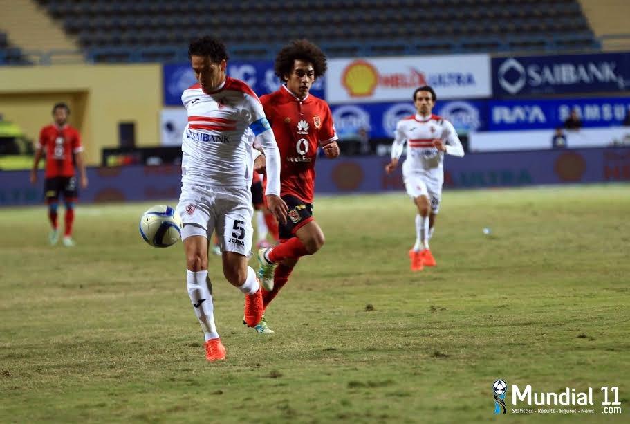Zamalek Club and Al Ahly Club