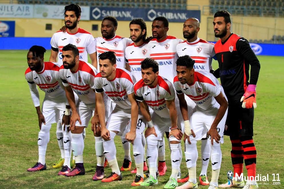 Zamalek Club and Petrojet Club