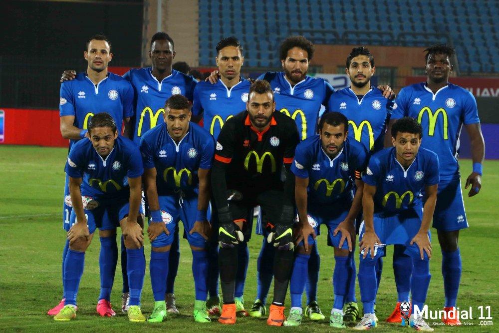 Al Ahly Club and Smouha Club
