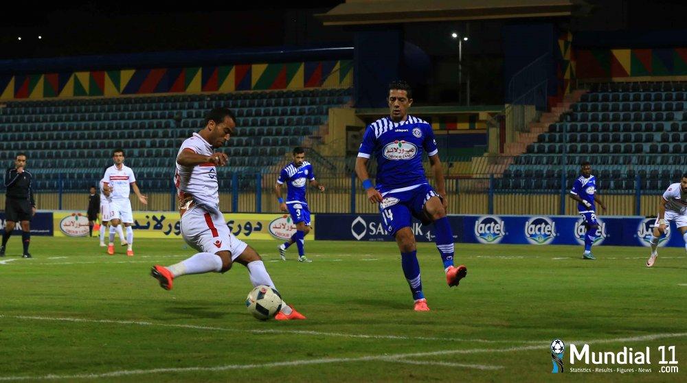 Aswan club and Zamalek