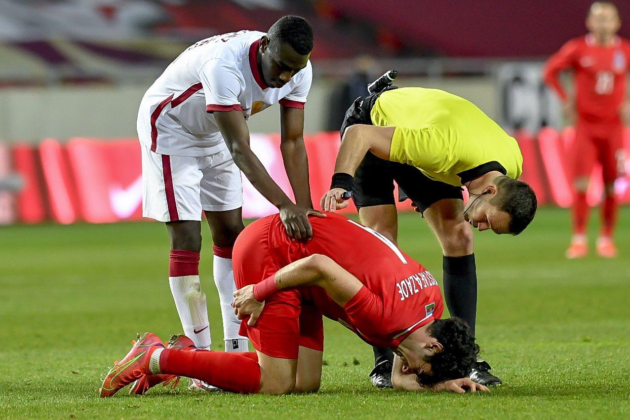 اليويفا: مباريات المجموعة الأولى مع منتخب قطر