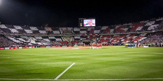 الزمالك 1-4 أتليتكو مدريد ( مئوية الزمالك )