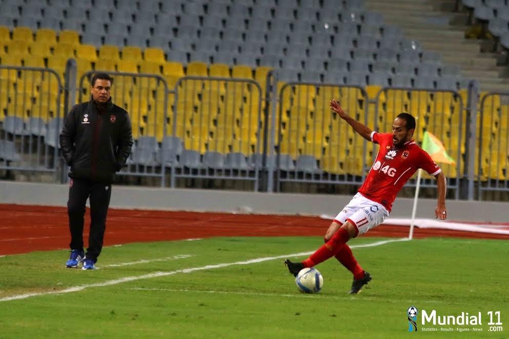 Al Ahli Club and Al Masry Club